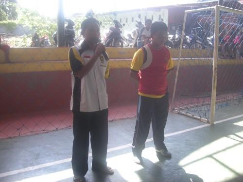 Lomba Futsa di Buka oleh Ketua DPC PKS Kuranji Romizon, S.PdI malin Paduko
